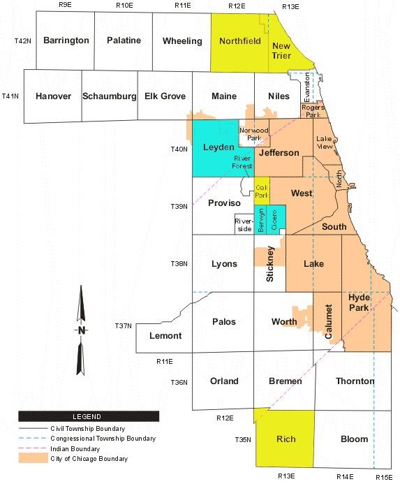 Cook County Property Tax Lookup
